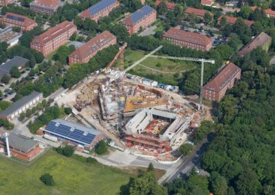 Lueneburg Neubau Uni Leuphana 09