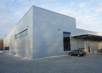 Produktionshalle MKN, Wolfenbüttel