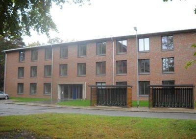 Unterkunftsgebäude Fliegerhorst 19, Wunstorf