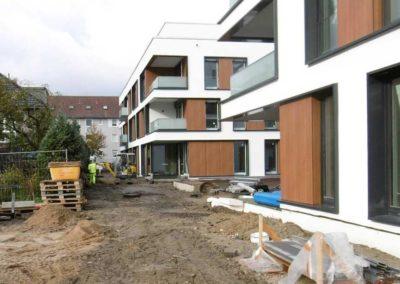 Wohn- und Gewerbebebauung Quartier 16, Lehrte