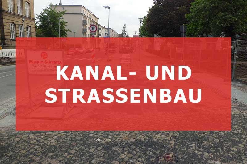 Kümper + Schwarze Leistung Kanal- und Straßenbau