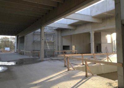 Neubau KaroLack Zentrum Hamburg 03