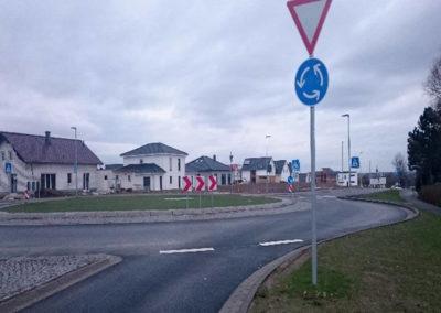 Ausbau Neindorfer Straße, Wolfenbüttel